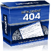 Thumbnail *ALL NEW!*  Intelligent 404 Software - MASTER RESALE RIGHTS INCLUDED!