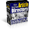 Article Site Directory Script Package - PRIVATE LABEL RIGHTS