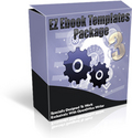 *ALL NEW!* - EZ Ebook Template Package #3 - MASTER RESALE RIGHTS INCLUDED!