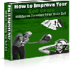 Thumbnail *ALL NEW!*  Golden Club - Strategies for Lowering Your Golf Score - PRIVATE LABEL RIGHTS INCLUDED