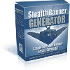 Thumbnail *NEW* - Stealth Banner Generator - MASTER RESALE RIGHTS