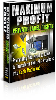 *ALL NEW!*  Maximum Profit PLR - PRIVATE LABEL RIGHTS INCLUDED!