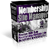 Membership Site Manager Script Package - PRIVATE LABEL RIGHTS