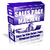 Thumbnail *NEW* - Sales Page Machine Software - MASTER RESELL RIGHTS