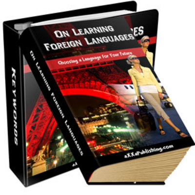 Product picture *ALL NEW* - Foreign Languages - PLR INCLUDED!