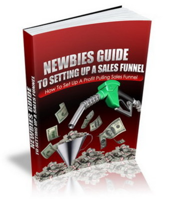 Product picture *ALL NEW* - Newbies Sales Funnel - MASTER RESALE RIGHTS